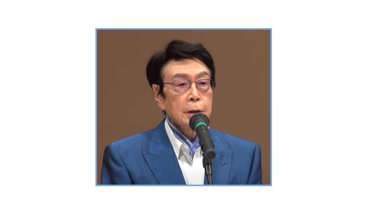 鈴木史郎の現在は?バイオハザードでギネス級記録も!講演会では南京事件についても語る!